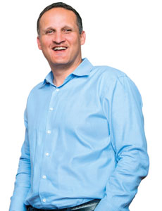 Adam Selipsky,President & CEO, Tableau Software