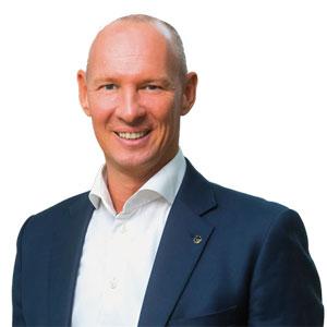 CEO,Olivier Kruger , Lufthansa Systems
