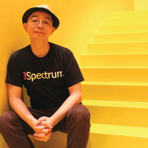 Alfred Ng,CEO , JSpectrum