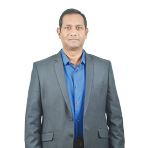 Ajay Prasad,CEO & Founder Director, Rise Retail & Payment Solutions