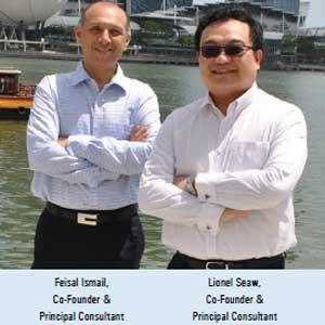 Co-Founder & Principal Consultant,Lionel Seaw, Co-Founder & Principal Consultant and Feisal Ismail , Sapience Consulting