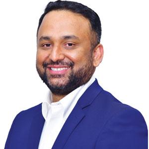 Bobby MD,Senior Vice President-India, Microland