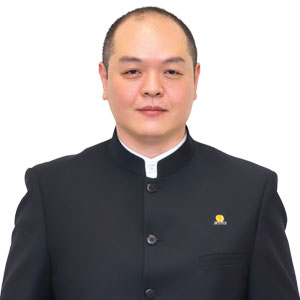 Fong Choong Fook, CEO, LGMS