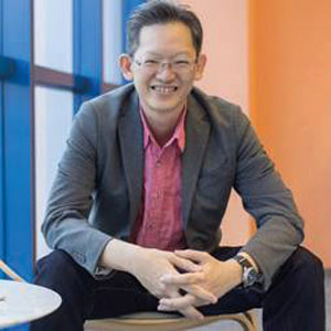Desmond Tay,CEO, vCargo Cloud