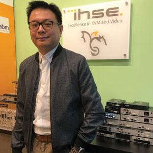 Terence Teng,Managing Director, APAC, IHSE