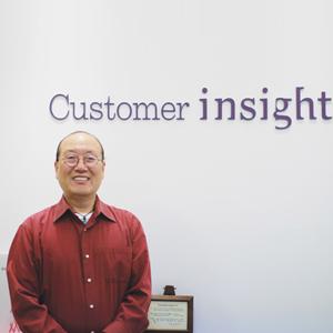 CEO,Harold Jeong, Customer Insight
