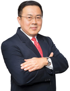 Dr. Clement Ooi,EVP & MD, Asia Pacific Operations, Kamakura Corporation