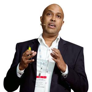 Harsha Purasinghe,Founder & CEO, Microimage
