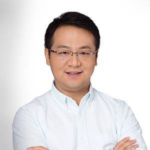 Co-Founder & CEO,Peng Lei, Keruyun