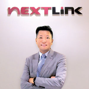 CEO,Shasta Ho, Nextlink Technology