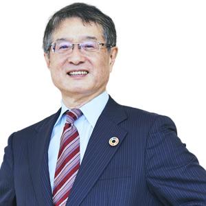 Chairman, President and CEO,Hiroshi Fujiwara, BroadBand Tower