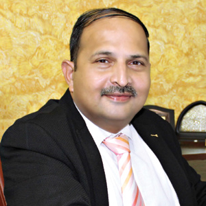 Suketu Shah, Director, Soham ERP Solutions