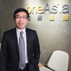 Charles Lee,Founder and CEO, OneAsia