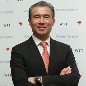 Vincent Ma,CEO, WTT