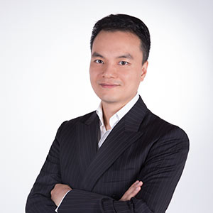 CEO and Director,Yiqiang Guo, Qeelyn Analytics