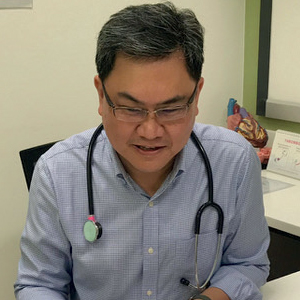 Dr. Philip Wong, Founder & Medical Director, WEB Biotechnology
