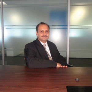 Rahul Malik,VP, Delta Power Solutions