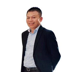 Co-Founder and Chairman,Ir. Edwin Lim Beng Fook, K-One