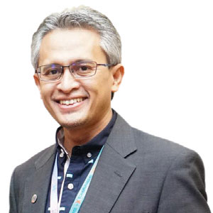 Wan Zailani Wan Ismail, CTO of HeiTech Managed Services, HeiTech