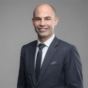 Dr. Andreas Wenger,APAC GM, IMTF