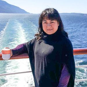 Sherry Huang, CEO, JACKSOFT