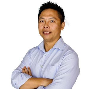 Jason Lin,Co-Founder and Director, iZeno