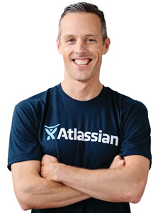 Scott Farquhar,Co-founder & Co-CEO, Atlassian