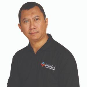 CEO,Muhammad Sigit Pramudya, BigBox