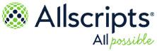 Allscripts [NASDAQ:MDRX]