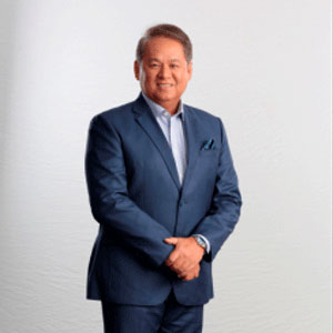 Ernesto R. Alberto, Group,President and CEO, epldt inc