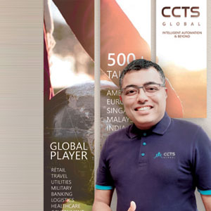 Harry Radha, Chairman, Consumer Cloud Technology Services (CCTS)