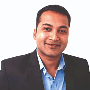 Ravi Kiran,CO-founder, Lonrix Limited