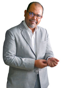 Abdul Halim MdLassim,Executive Vice President (EVP), HeiTechPaduBerhad