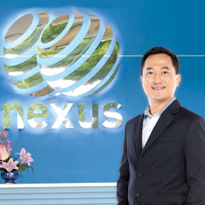 Padoongkiat Apichaidejudom, Managing Director, Nexus System Resources