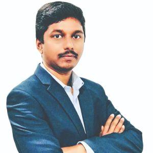 Managing Director,Deepak Vijayaraj, Unite IT Consulting