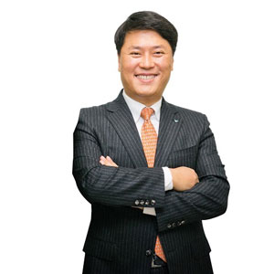 Jang Won Lee,CEO, Bluebird