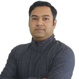 Vishnu Sharma,Associate VP & Chief Architect, Head of Zaglabs, EXILANT