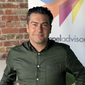Simon Clarkson, Managing Director APAC, ChannelAdvisor