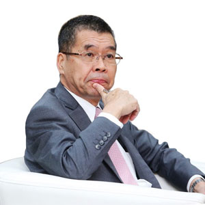 Ming-Kai Tsai,CEO & Chairman, MediaTek