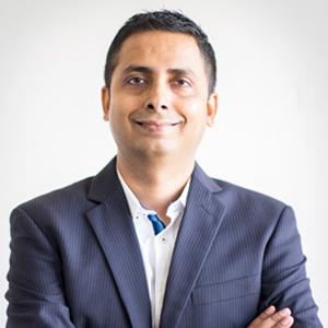Ashish Srivastava, Senior Vice President, Arkratos Blockchain Solutions