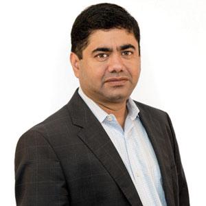 Neil Araujo, Co-Founder & CEO, iManage