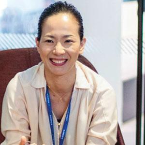 Kumiko Takeshita , Co-Founder & COO, SIORK