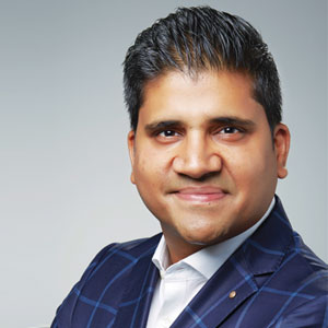 Akhil Gupta, CEO, Total IT Global
