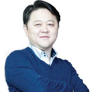 William Samgu Chun, Founder & CEO, DoubleChain