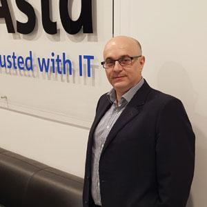 Bill Angelidis,Founder & Managing Director, Asta Solutions