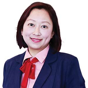 CEO,Echo Guo, Aimy