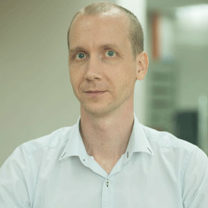 Bjorn Karge,Director of Technology, dekatku