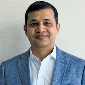 Ajit Shah,Managing Director-APAC, ACTICO
