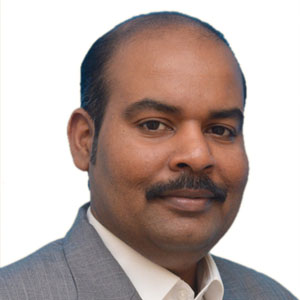 Ganesh Babu Vasantha Rajan,Founder and CEO