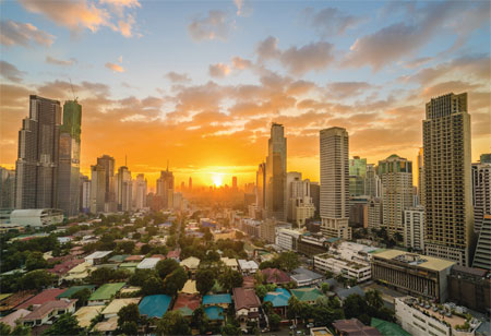 Philippines Emerging as a Prime Ground for Work
